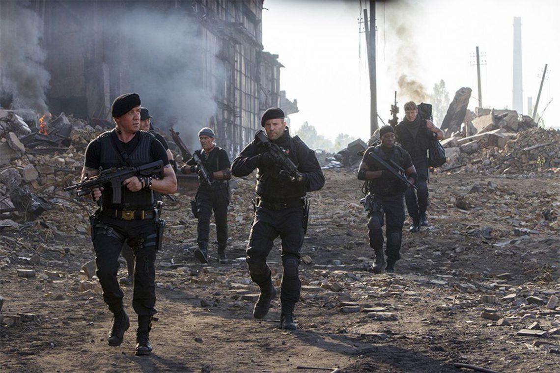 'The Expendables 3' ในโรงภาพยนตร์และฉันต้องการเงินคืน