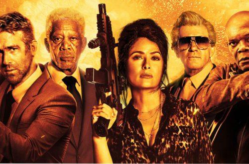รีวิวหนังเรื่องThe Hitman's Wife's Bodyguard